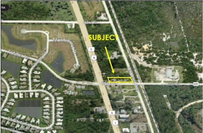 .46 ACRE COMMERCIAL LOT FOR SALE - 3355 65th Street,