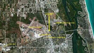 1.36 ACRES OFF U.S. 1 / AVIATION BLVD. FOR SALE- 1394 33rd St.