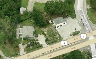 .83 ACRE PRIME RE-DEVELOPMENT OPPORTUNITY - 10625 U S Highway 1