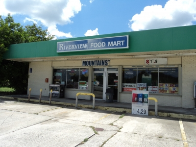 2,142 SF U.S. 1 RETAIL BUILDING ON 3.62 ACRES FOR SALE - 10001 US Hwy 1