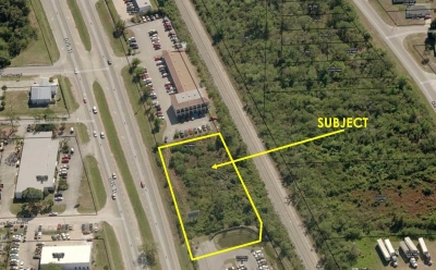 1.2 ACRES DEVELOPMENT SITE ON US HWY 1 FOR SALE