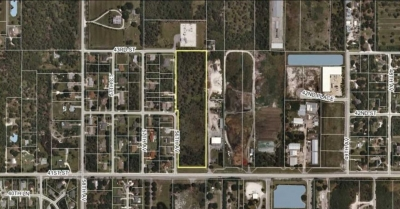 8.9 ACRE HEAVY COMMERCIAL FOR SALE - 5610 41st Street