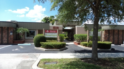 1,401 SF WATERFRONT OFFICE SPACE - 65 Royal Palm Pointe