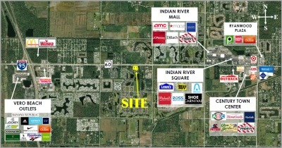2.8 ACRE MULTI-FAMILY SITE - SR 60