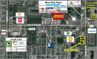 2.98 ACRES COMMERCIAL LAND FOR SALE -1015 27th Avenue SW