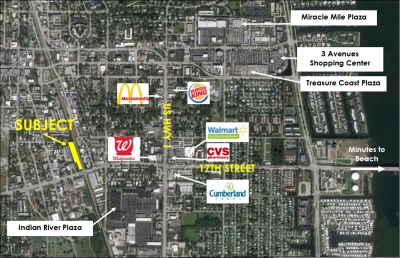 1.13 ACRE INDUSTRIAL LOT FOR SALE - 16th Street
