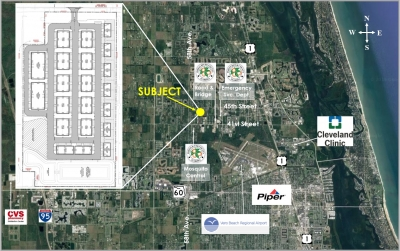 7,500 SF WHSE. - 45TH STREET INDUSTRIAL PARK - 5275 45th Street