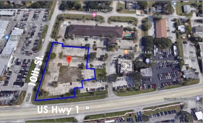 1.5 ACRES ON US HWY 1 FOR SALE - 960 US Hwy 1