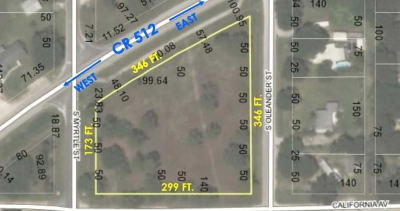 1.77 ACRE INDUSTRIAL LAND FOR SALE - 30 S. Oleander St.