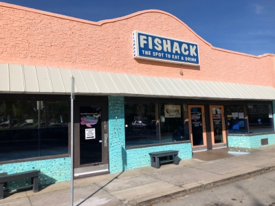 2,448 SF RESTAURANT BUSINESS + REAL ESTATE FOR SALE - 1931 Old Dixie Highway