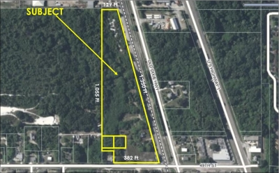 8.88 AC DEVELOPMENT SITE FOR SALE - 2690 49th Street
