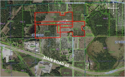 INCOME PRODUCING AG LAND - 518 West Lake Wales Rd. N