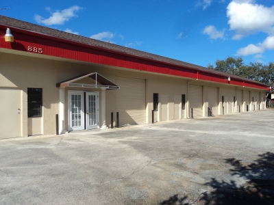 4,896 SF WAREHOUSE FOR LEASE - 885 10th Ave. SW