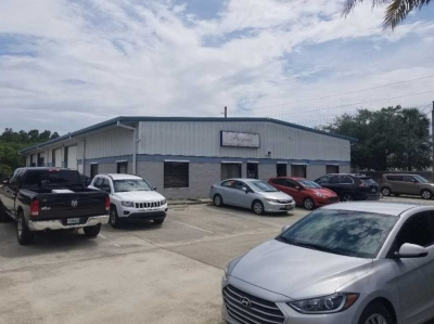 6,600 SF WAREHOUSE/OFFICE FOR SALE - 8140 Evernia Street