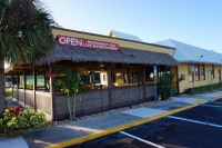 2,672 SF WATERFRONT RESTAURANT ON THE INDIAN RIVER  FOR SALE - 4720 Dixie Hwy NE