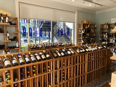 BEACHSIDE LIQUOR STORE FOR SALE - 3402 Ocean Drive