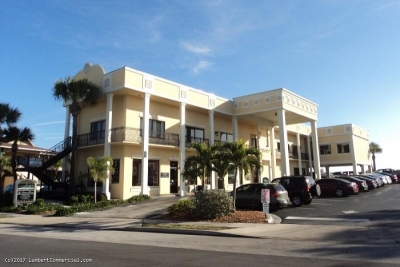 1,250 SF BEACHSIDE OFFICE CONDO FOR LEASE - 3418 Ocean Drive