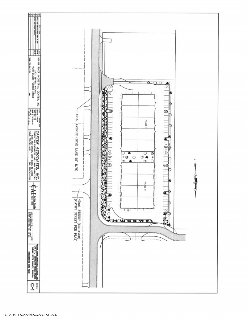 INDUSTRIAL PARK LOTS FOR SALE - LOT 4 - 4225 49th Ave.
