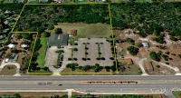 7,612 SF FREE STANDING BLDG. ON 6.93 ACRES FOR SALE - 555 9th Street