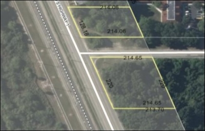 1.01 Ac Prime Corner ON U.S. HWY 1 - U.S. Hwy. 1 and 36th Street