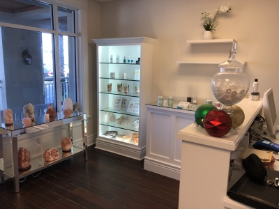 HALOTHERAPY SPA BUSINESS FOR SALE - 1020 Easter Lily Lane