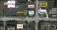 UP TO 3,500 SF RETAIL OUTPARCEL FOR LEASE - 2950 9th St. SW