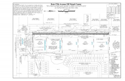 OSLO ROAD AREA - (3) 1.62 ACRE COMMERCIAL PARCELS FOR SALE - 890 27TH AVE.