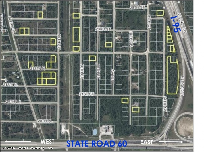 RESIDENTIAL LOT PACKAGE FOR SALE - 9610 21st PL.